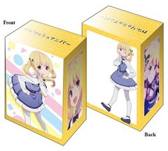 "Deck Holder Collection V2 ""Gi(a)rlish Number (Sono Momoka)"" Vol.123 by Bushiroad"
