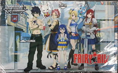 "Weiss Schwarz Rubber Mat Collection ""Fairy Tail"" 2014 World Championship by Bushiroad"