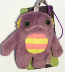 "Mokeke Strap Monster ""Rapetakon"" IV by Shinada"