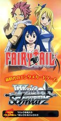 """Weiss Schwarz Japanese EX Booster Box """"Fairy Tail"""" by Bushiroad"""