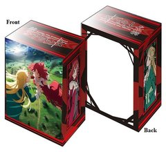 "Deck Holder Collection V2 ""Izetta: The Last Witch (Izetta & Fine)"" Vol.132 by Bushiroad"