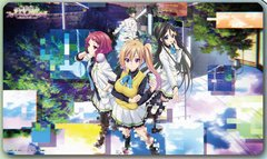 "Character Rubber Mat ""Myriad Colors Phantom World"" A ENR-007 by Ensky"