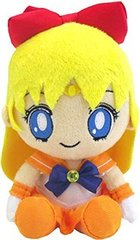 "Mini Plush Cushion ""Sailor Moon (Sailor Venus)"" by BANDAI"