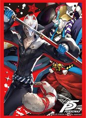 "Sleeve Collection HG ""Persona 5 (FOX & Goemon)"" Vol.1204 by Bushiroad"