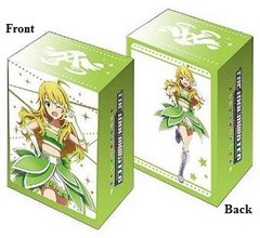 "Deck Holder Collection ""The iDOLM@STER (Hoshii Miki) 10th Live Costume Ver."" Vol.246 by Bushiroad"