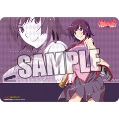 "Character Universal Rubber Mat ""<Monogatari> Series Second Season (Senjougahara Hitagi)"" by Broccoli"
