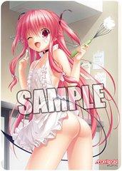 "Character Universal Rubber Mat ""Angel Beats! -1st beat- (Yui)"" by Broccoli"