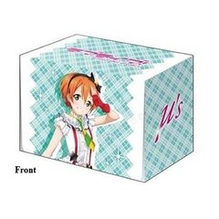 "Deck Holder Collection ""Love Live! (Hoshizora Rin)"" Vol.147 by Bushiroad"