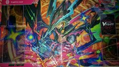 "Cardfight!! Vanguard G Rubber Mat Collection ""Divine Dragon Caper (Dragdriver, Luard)"" by Bushiroad"