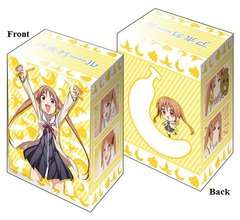 "Deck Holder Collection V2 ""Aho-Girl (Hanabatake Yoshiko)"" Vol.289 by Bushiroad"