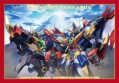 "Sleeve Collection Mini ""Cardfight!! Vanguard G (Super Dimensional Robo, Daikaiser & Super Dimensional Robo, Daiyusha)"" Vol.240 by Bushiroad"