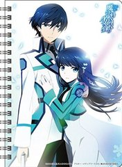 "B6 W Spiral Bound Notebook ""The Irregular at Magic High School"" by Broccoli"