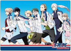 "Rubber Mat ""Prince of Stride Alternative"" B by TC Entertainment"