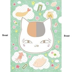 "Clear File ""Natsume Yuujinchou"" 2 Set by Broccoli"
