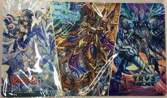 "Cardfight!! Vanguard G Rubber Mat Collection ""Try 3 Next"" by Bushiroad"
