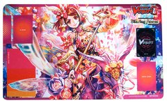 """Cardfight Vanguard G Rubber Mat Collection """"Flower Princess of Spring's Beginning, Primavera"""" by Bushiroad"""