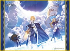 """TCG Universal Fabric Play Mat """"Fate/ Grand Order Type A"""" by Broccoli"""