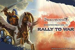 """DragoBorne -Rise to Supremacy- Booster Box Vol.1 """"Rally to War"""" by Bushiroad"""