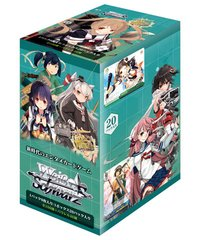 """Weiss Schwarz Japanese Booster Box """"Kantai Collection Vol. 2"""" by Bushiroad"""