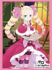 "Sleeve Collection HG ""Re:Zero -Starting Life in Another World- (Beatrice)"" Vol.1187 by Bushiroad"