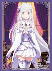 "Sleeve Collection HG ""Re:Zero -Starting Life in Another World- (Emilia) Part.3"" Vol.1185 by Bushiroad"