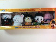 Dragon Ball Kai Mini Plush Cushion Box Set by Bandai