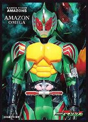 "Character Sleeve ""Kamen Rider Amazons (Amazon Omega)"" EN-313 by Ensky"