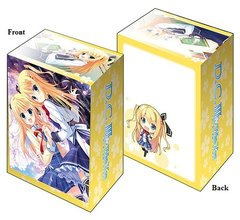"Deck Holder Collection V2 ""D.C.III ~Da Capo III~ With You (Morizono Ricca & Ricca Greenwood)"" Vol.96 by Bushiroad"