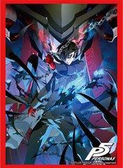 "Sleeve Collection HG ""Persona 5 (JOKER & Arsene)"" Vol.1201 by Bushiroad"