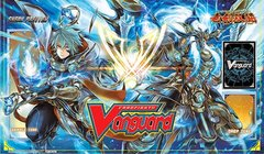 "Cardfight Vanguard Rubber Mat Collection ""Legion of Dragons & Blades (Glare & Aglovale)"" by Bushiroad"