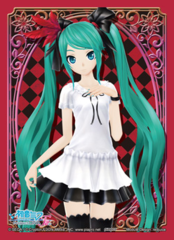 """Sleeve Collection HG """"Hatsune Miku: Project DIVA F 2nd (Supreme)"""" Vol.673 by Bushiroad"""