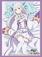 """Sleeve Collection HG """"Re:Zero -Starting Life in Another World- (Emilia) Part.2"""" Vol.1140 by Bushiroad"""