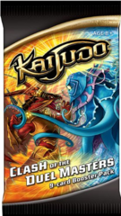 "Kaijudo ""Clash of the Duel Masters"" Booster Pack"