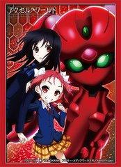 "Sleeve Collection HG ""Accel World: Infinite Burst (Niko & Kuroyukihime)"" Vol.1137 by Bushiroad"