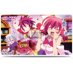 "Play Mat ""No Game No Life (Shiro & Steph)"" by Ultra PRO"