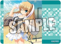 "Character Universal Rubber Mat ""Little Busters! (Tokido Saya)"" by Broccoli"
