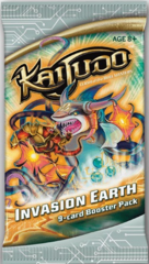 "Kaijudo ""Invasion Earth"" Booster Pack"