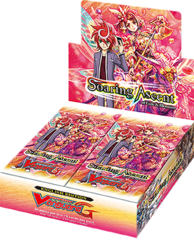 "Vanguard Booster Box ""Soaring Ascent of Gale & Blossom VGE-G-BT02""by Bushiroad"