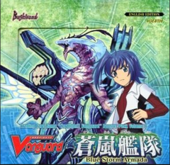 "Cardfight Vanguard  Booster Box ""Blue Storm Armada"" VGE-BT08 by Bushiroad"