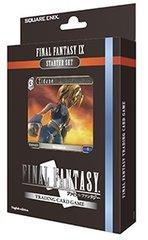 "Final Fantasy Trading Card Game Starter Set ""Final Fantasy IX"" English edition by Square Enix"