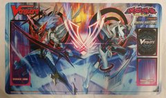 """Cardfight Vanguard Rubber Mat Collection """"Blazing Perdition Ver.E Sneak Preview"""" by Bushiroad"""