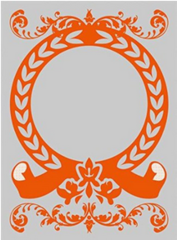 """Character Sleeve Protector [Sekai no Monyou: Patterns of the World] """"Emblem"""" by Broccoli"""