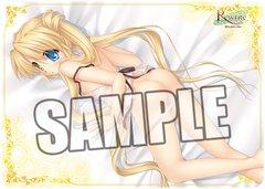 "Character Universal RUbber Mat ""Rewrite (Nakatsu Shizuru)"" by Broccoli"