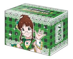 "Deck Holder Collection ""THE iDOLM@STER One for All (Akizuki Ritsuko)"" Vol.210 by Bushiroad"