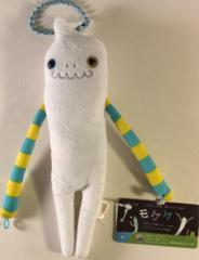"Mokeke Join Hands Hang Monster Doll ""Skunts"" WH by Shinada"