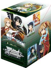 Weiss Schwarz Japanese Booster Box  Sword Art Online (Tatakai no・・)