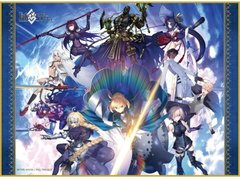 """TCG Universal Fabric Play Mat """"Fate/ Grand Order Type B"""" by Broccoli"""