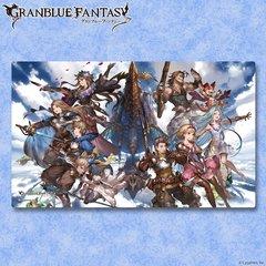 "Flexible Rubber Mat ""GRANBLUE FANTASY (Group Visual)"" by Bandai"