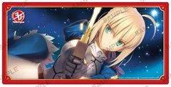 "Newtype 30th Anniversary Rubber Mat ""Fate/ Zero (Saber)"" by Kadokawa"