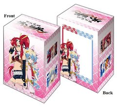 "Deck Holder Collection V2 ""Tengen Toppa Gurren Lagann (Yoko & Nia)"" Vol.310 by Bushiroad"